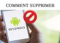 Comment effacer historique Android?
