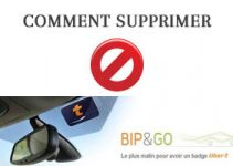 Résilier Badge BIP And GO