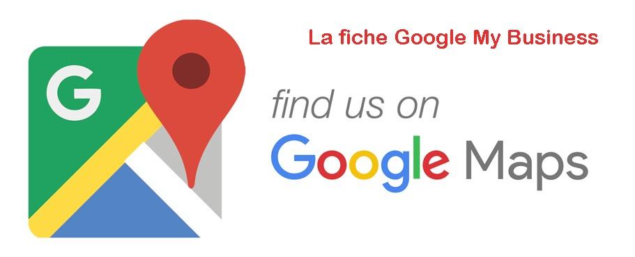 supprimer votre fiche de Google maps