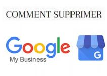 suppression d'une fiche Google MyBusiness