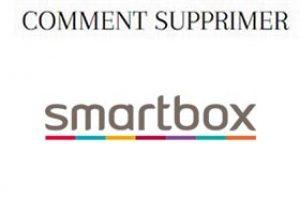 annuler une réservation Smart Box