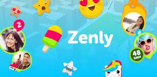 zenly application mobile de localisation