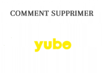 Comment supprimer un compte Yubo?
