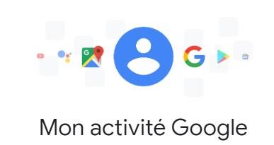effacer automatiquement le suivi d'activité Google