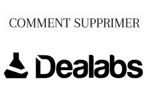 Supprimer un compte Dealabs