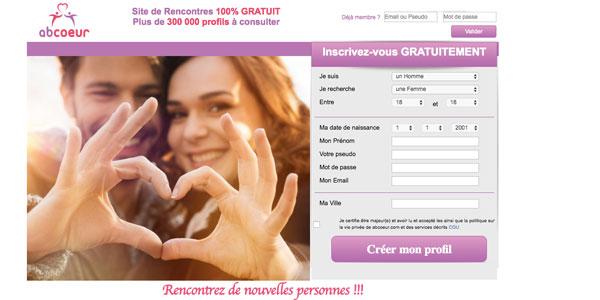 Accès au site Abcoeur chat