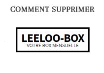 Resiliation Leeloo box