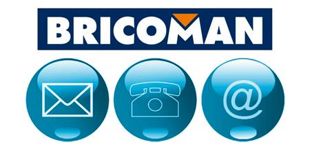 Contacter le service client Bricoman