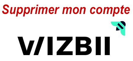 Comment supprimer son compte Wizbii?