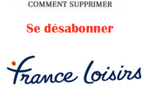 Se désabonner de France loisirs